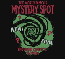 The World Famous Mystery Spot by Fanboy30