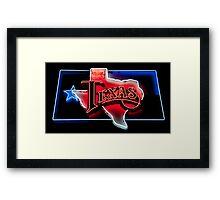 Billy Bob's Texas Framed Print