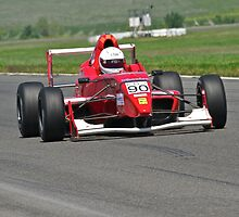 Formula Straightaway II by DaveKoontz