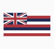 Hawaii State Flag by BailoutIsland