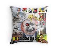 miro Throw Pillow
