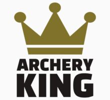 Archery King champion by Designzz