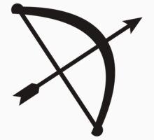 Bow arrow by Designzz