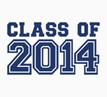 Class of 2014 by Designzz