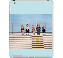 The Perks of Being a Wallflower Cast iPad Case/Skin
