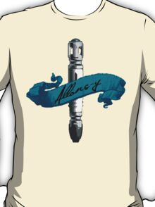 Sonic Screwdriver Allons-y T-Shirt