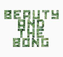 Beauty and the Bong by doobclothing