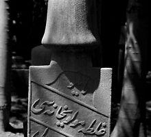 Dervish Gravestone by Jens Helmstedt