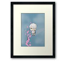 Chibi Ginko Framed Print