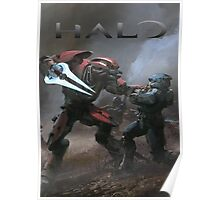 Halo Poster  Poster