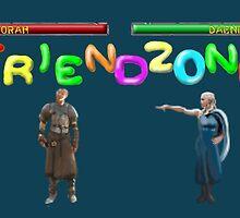Mortal Friendzone by Nana Leonti