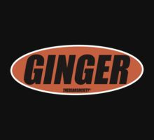 Oval Ginger by TheBearSociety