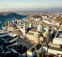 City of Salzburg by Adam Valstar (Duckfarm)