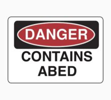 Danger! Contains Abed by muntificator