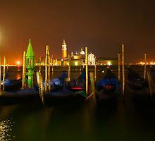 Gondolas at Rest by Adam Valstar (Duckfarm)