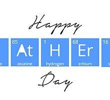 Happy Father's Day- Periodic Table by schembri211