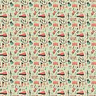 Once Seamless Pattern by johnnyisorena
