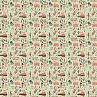 Once Seamless Pattern by johnnyisorena