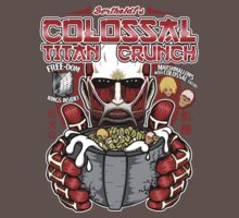Colossal Titan Crunch by BCArtDesign