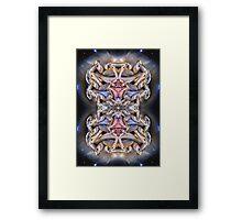 Snake Dance Framed Print
