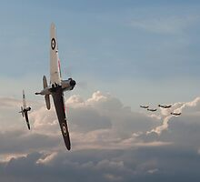 Hurricane - Opening Moves by warbirds