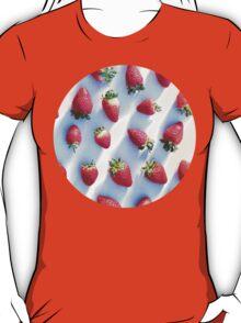Sunset Strawberries T-Shirt