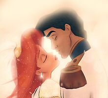 The Little Mermaid - Kiss the Girl by ChloeJade