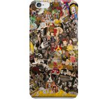 James Dean, Boris Karloff iPhone Case/Skin