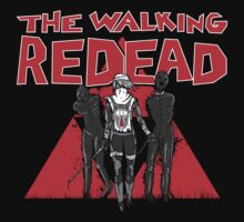 The Walking Redead by 8-bit-hobo