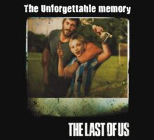 The Last Of Us Joel's Unforgettable Memory by zuber