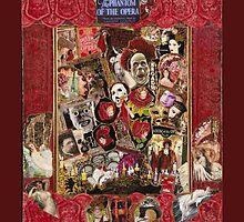 Phantom of thr Opera by groucho4ever