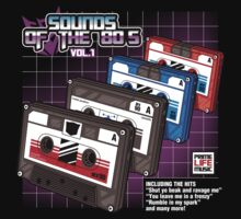 Sounds of the 80s vol.1 by pinteezy