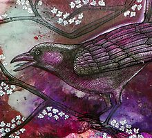 Night Crow by Lynnette Shelley