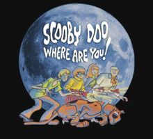 Scooby Doo Where Are You! by famedazed