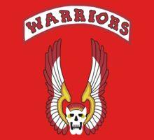 The Warriors by Simboner