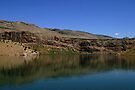 Euphrates River in Southeastern Anatolia by Jens Helmstedt