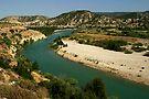Goksu River by Jens Helmstedt