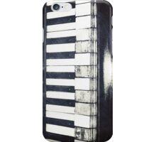 Broken Keys iPhone Case/Skin