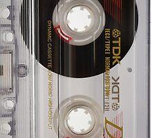 Retro Cassette Tape 1980's Designed Phone Case by Squeezietees