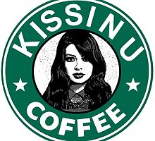 Miranda Cosgrove - Kissin U Coffe by guyculture