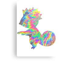 Kecleon used Synchronoise Canvas Print