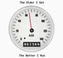 Older I Get, Better I Run by AshleyIvola