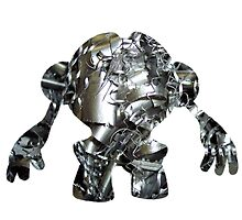 Registeel used Iron Head by Gage White