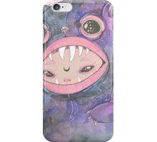 Boooh! iPhone Case/Skin