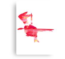 Latias used Mist Ball Canvas Print