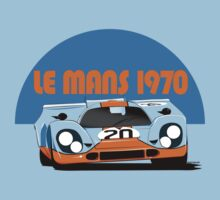 Le Mans 1970 Porsche 917 Kids Clothes