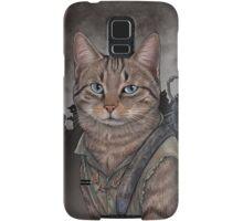 Daryl Dixon Cat Samsung Galaxy Case/Skin