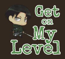 Levi - Get On My Level by AlbricG