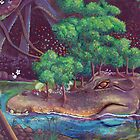 Alligator Island by Lauren Rakes