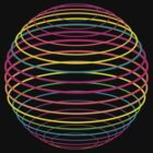 Neon Strings of the Globe by freeagent08